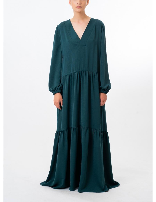 Long Anahata dress