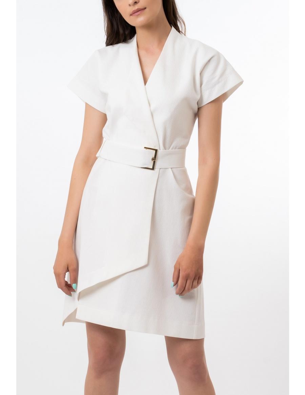 Mini white Amonra dress