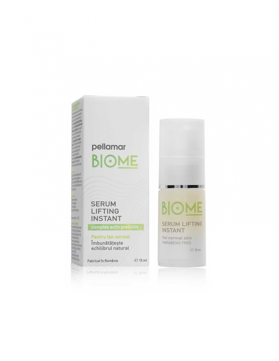 Instant lifting serum for normal skin