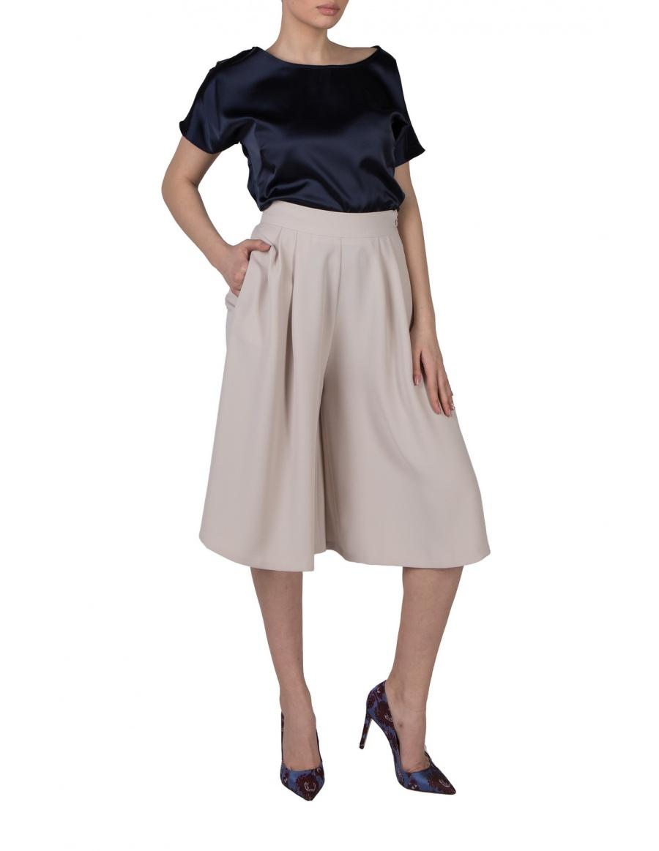 Silvia divided skirt