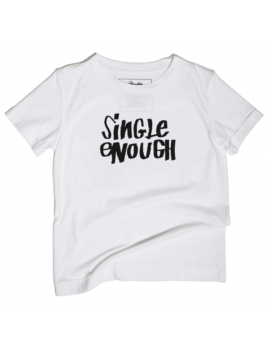 Single enough Tee