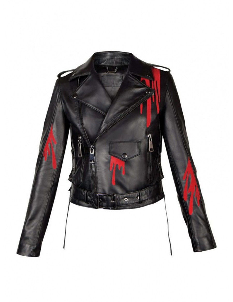 Slayer jacket