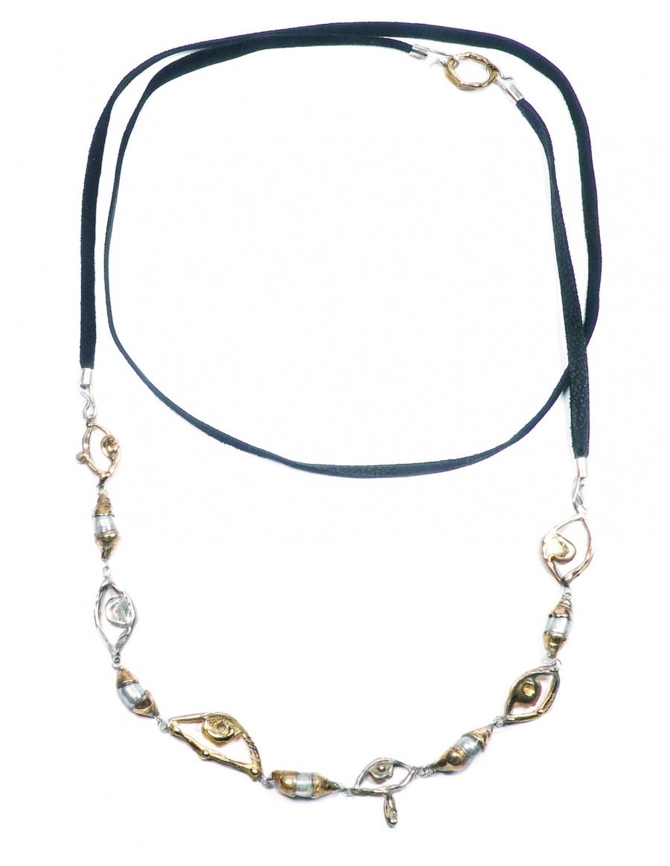 """Y see you 3"" necklace | Anayd Blu"