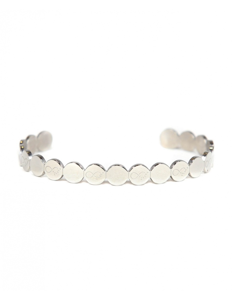 To Infinity and Beyond Bracelet - silver