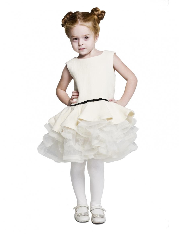 Cream Dress Vivi