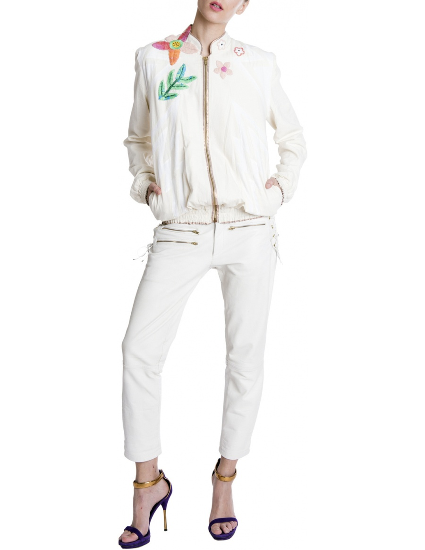 Wyatt Embroidered Jacket