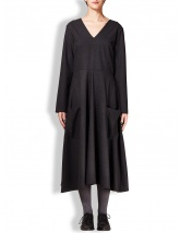 Corti dress with side pockets