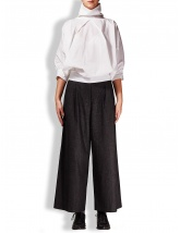 3/4 jeans trousers