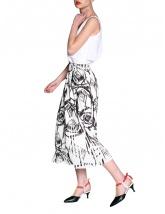 Pleated skirt | Silvia Serban