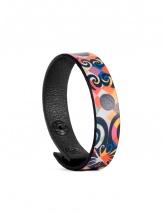Leather bracelet Black Theory