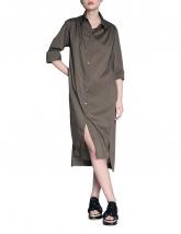 Oversized robe chemise   Silvia Serban