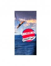 The Surreal Beach Towel