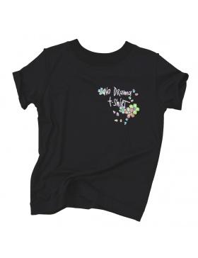 NO DRAMA T-shirt black