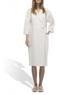 White overcoat