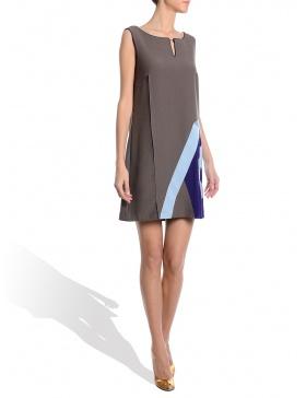 Triple Veil Dress