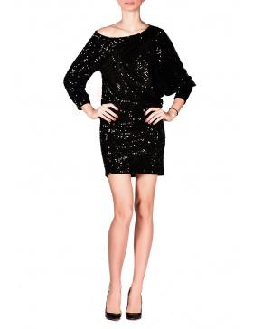 Black Easy Versatile Dress