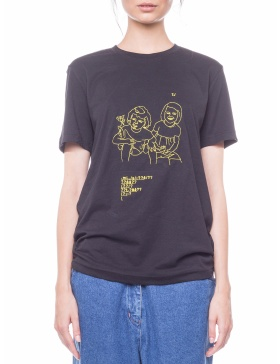 Embroidered T-Shirt Family #4