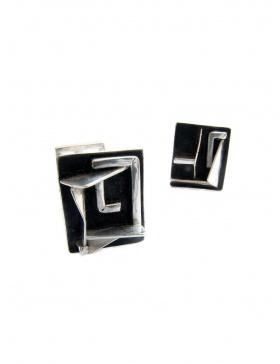 3D cufflinks