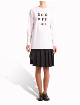 30%OFF printed sweatshirt