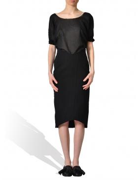 Conic skirt