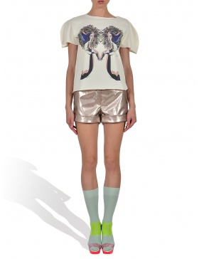 Princely Midsummer Dream T-shirt in Whip Cream