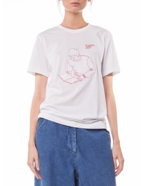 Family Embroidered T-Shirt #7