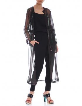 Neon robe-chemise