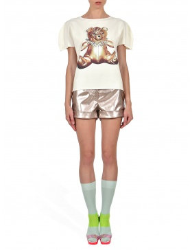 Princely Teddy GaGa T-shirt in Milk