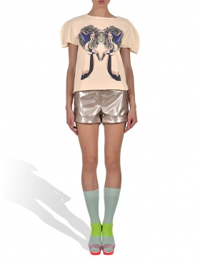 Princely Midsummer Dream T-shirt in Vanilla