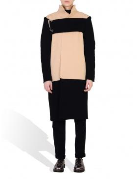 Bicolored Coat
