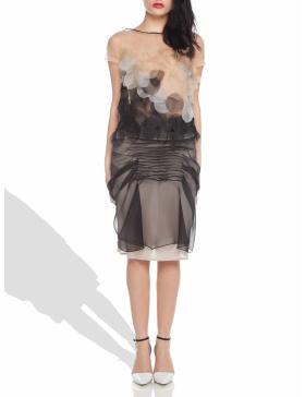 Organza skirt