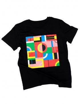 George x Kitră T-shirt | Molecule F