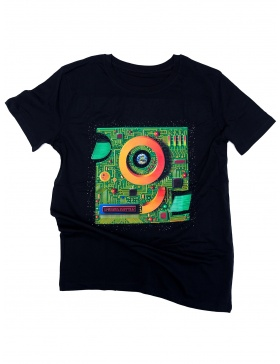 George x Victor Fota T-shirt | Molecule F