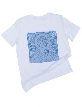 George x Bianca Dumitrașcu T-shirt | Molecule F
