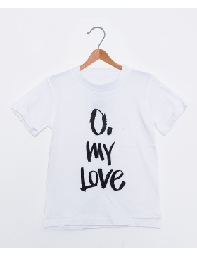 O. my Love kids T-shirt