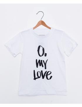 O. my Love kids T-shirt