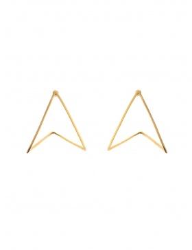 ALPHABET RHYTHM EARINGS | MONOM