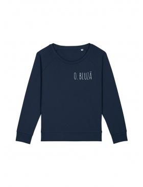 Sweatshirt O. Bluza