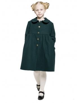 Andreea Green Coat
