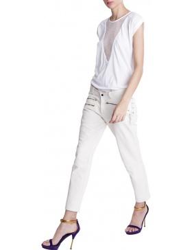 Atena White Tshirt