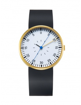 Optimef Farazece golden watch