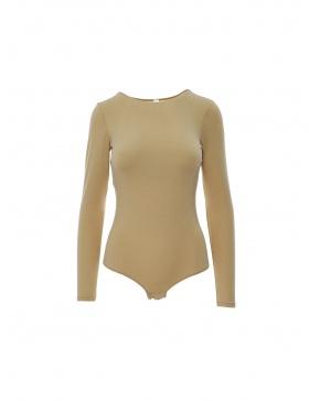 The BASIC Bodysuit (long sleeve)