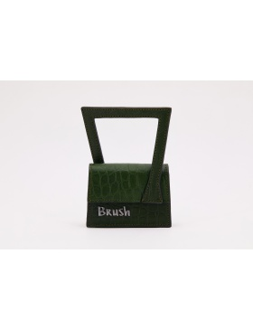 Baby Frame in Green Bag