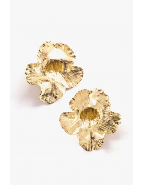 Earrings Catalpa Flower