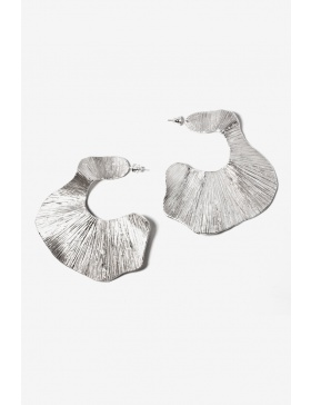 Mushroom Wave Earrings