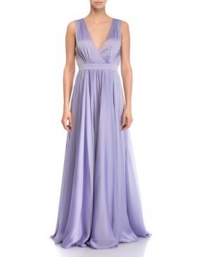 SLEEVELESS VEIL DRESS | Cloche