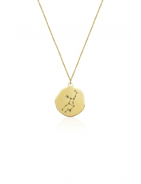 Virgo Constellation Necklage