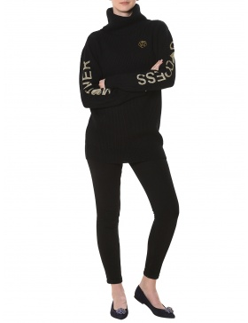 Sweater Mother Goddess Black