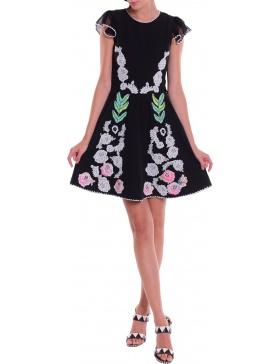 Black Serene dress