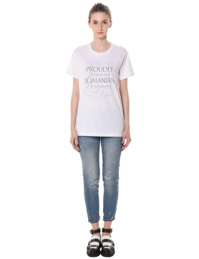Molecule F T shirt X Bianca Dumitrascu X Love Open Gallery